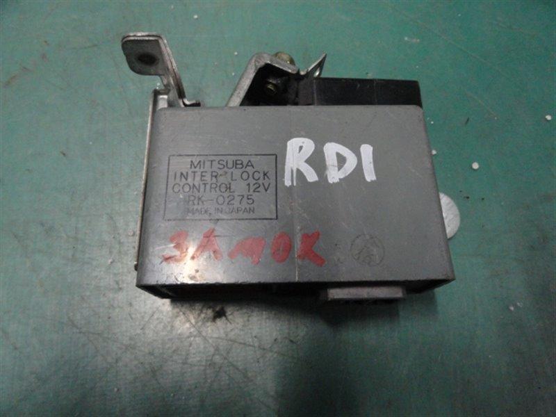 Блок управления центральным замком Honda Cr-V RD1 B20B 1996