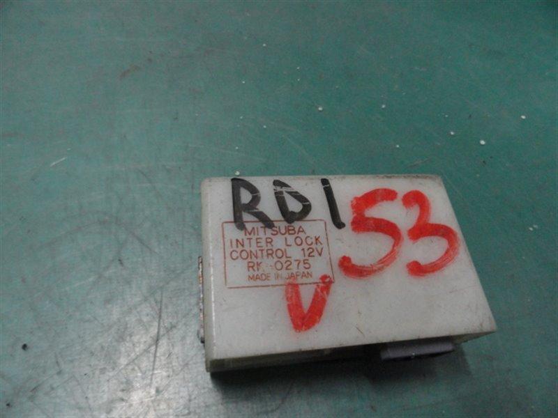 Блок управления центральным замком Honda Stepwgn RF1 B20B 1998