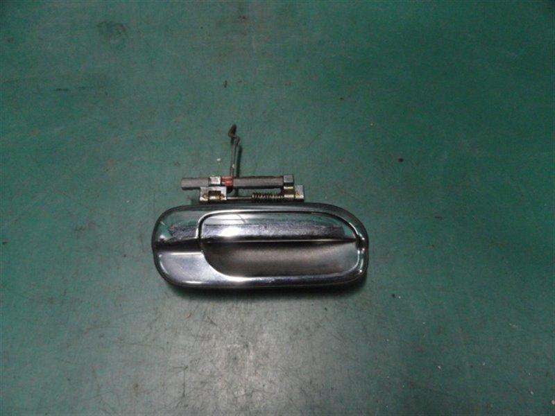Ручка двери внешняя Nissan Sunny B15 FB15 QG15 2002 задняя правая
