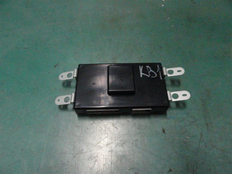 Блок управления дверьми Honda Legend 2005 KB1 J35A 2005
