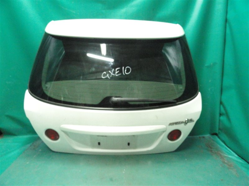 Дверь 5-я Toyota Altezza GXE10 1G-FE 2001