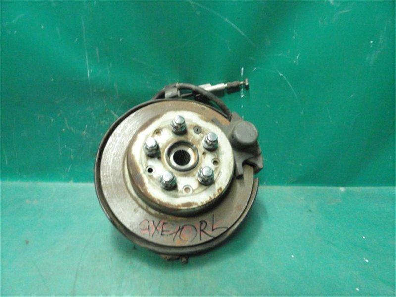 Тормозной диск Toyota Altezza GXE10 1G-FE 2001 задний
