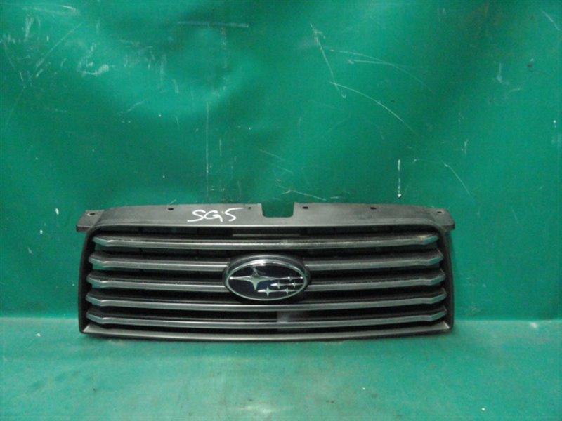 Решетка радиатора Subaru Forester SG5 EJ205 2005