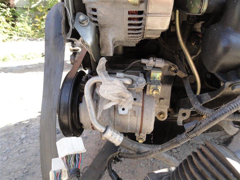 Компрессор кондиционера Toyota Altezza GXE10 1G-FE 2001