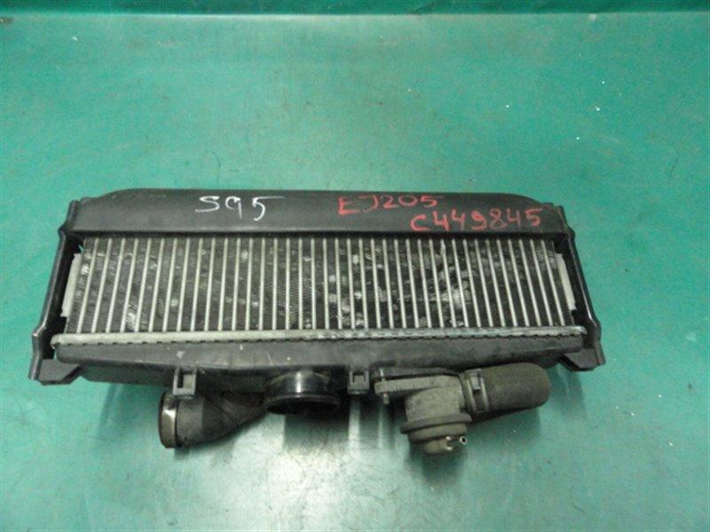 Интеркулер Subaru Forester SG5 EJ205 2005