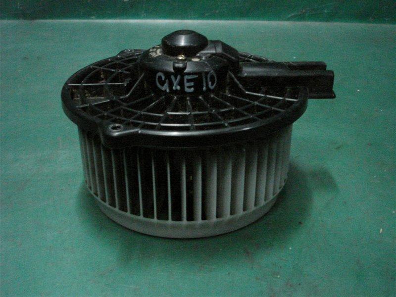 Мотор печки Toyota Altezza GXE10 1G-FE 2001