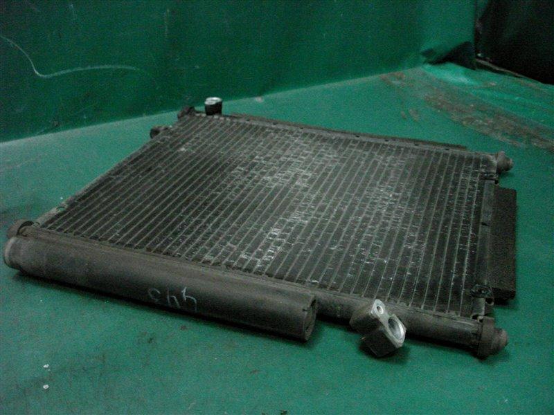 Радиатор кондиционера Subaru Forester SG5 EJ205 2005