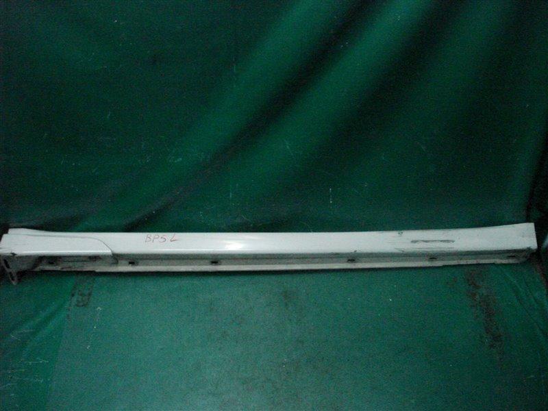 Обвес пластиковый Subaru Legasy BP5 EJ20Y 2003 левый