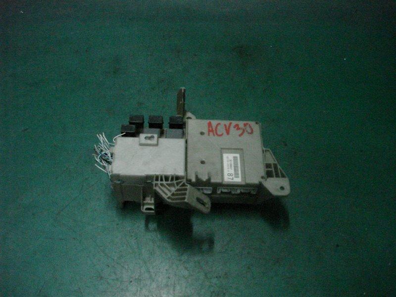 Блок предохранителей салонный Toyota Camry ACV30 2AZ-FE 2003