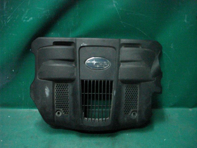 Декоративная крышка двс Subaru Forester SG5 EJ205 2005
