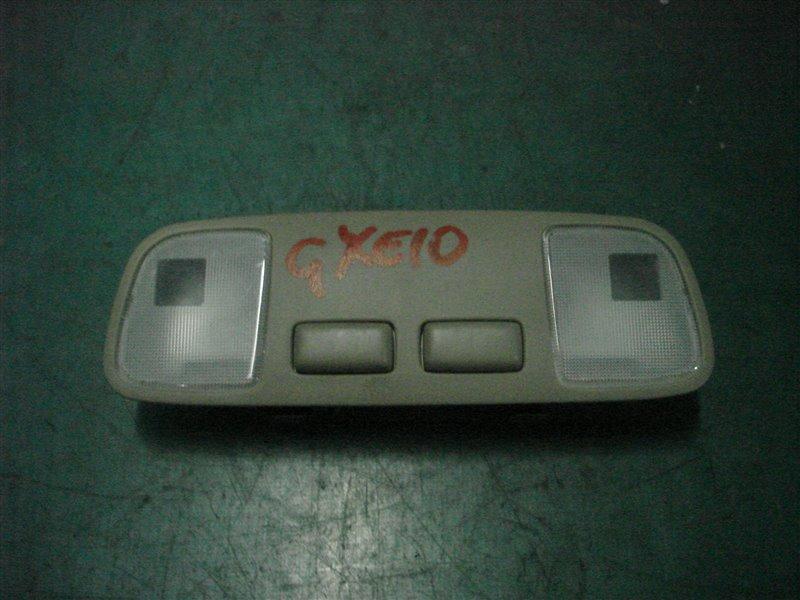 Плафон Toyota Altezza GXE10 1G-FE 2001