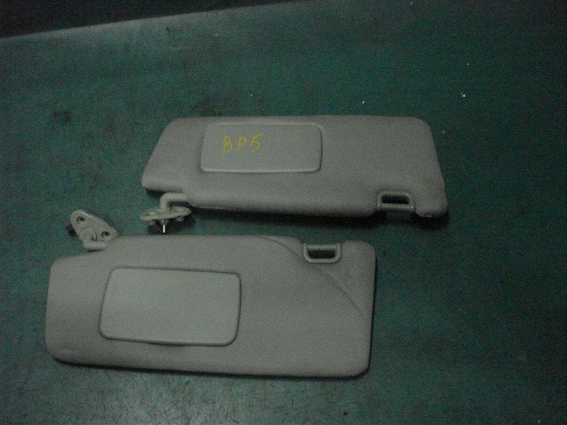 Козырек солнцезащитный Subaru Legasy BP5 EJ20Y 2003
