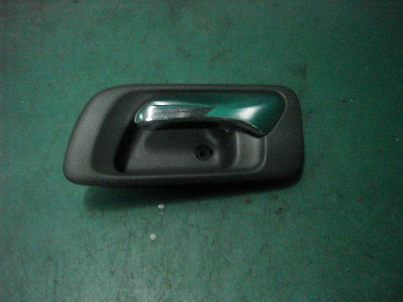 Ручка двери внутренняя Honda Accord CL3 F20B 1999 задняя левая