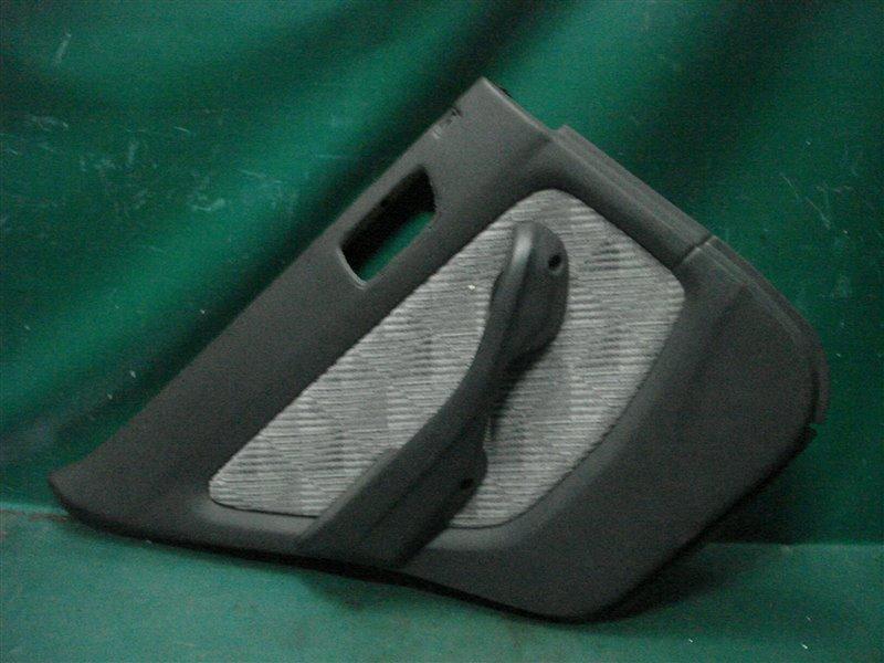 Обшивка двери Honda Accord CL3 F20B 1999 задняя левая
