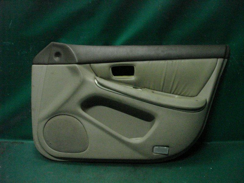 Обшивка двери Toyota Windom MCV20 1MZ-FE 2000 передняя правая