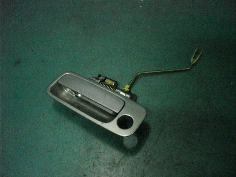 Ручка двери внешняя Toyota Windom MCV20 1MZ-FE 2000