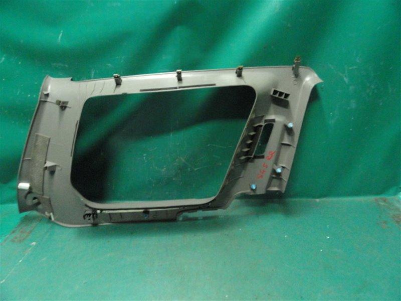 Обшивка багажника Subaru Forester SG5 EJ205 2005 правая верхняя