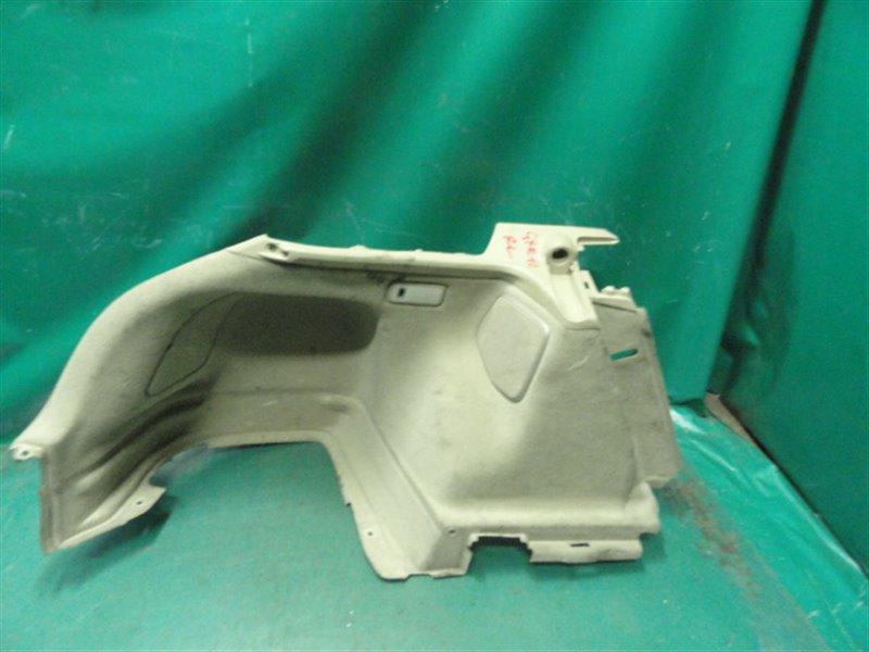 Обшивка багажника Toyota Altezza GXE10 1G-FE 2001 левая нижняя