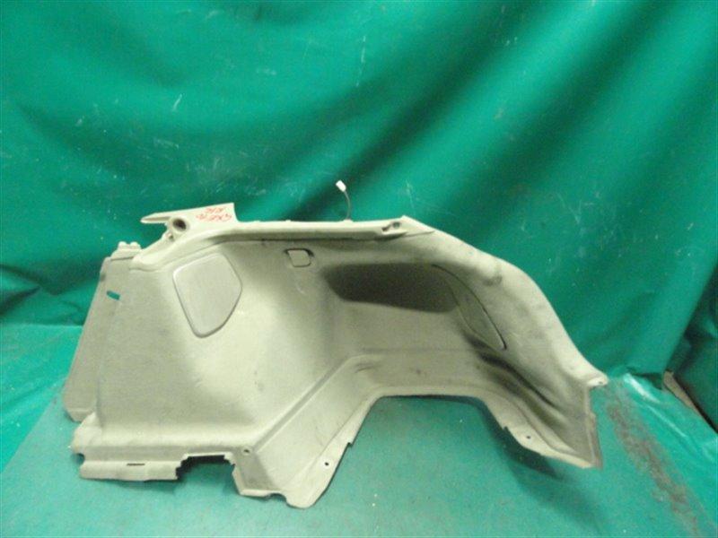 Обшивка багажника Toyota Altezza GXE10 1G-FE 2001 правая нижняя