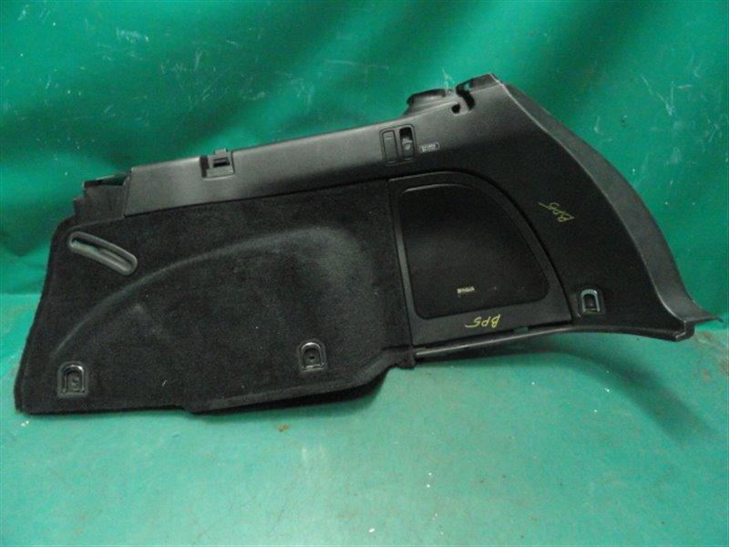 Обшивка багажника Subaru Legasy BP5 EJ20Y 2003 правая нижняя