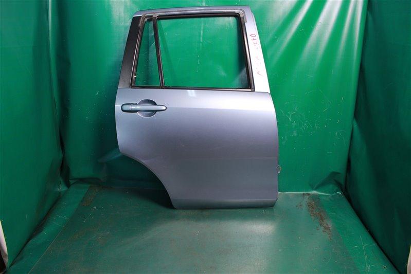 Дверь Mazda Demio DY3W ZJ-VE 2004 задняя правая