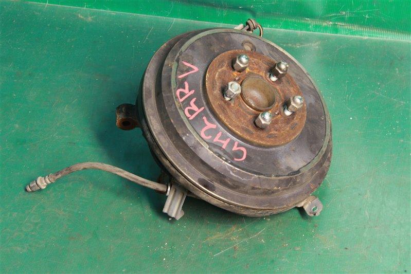Тормозной барабан Subaru Impreza GH2 EL154 2007 задний
