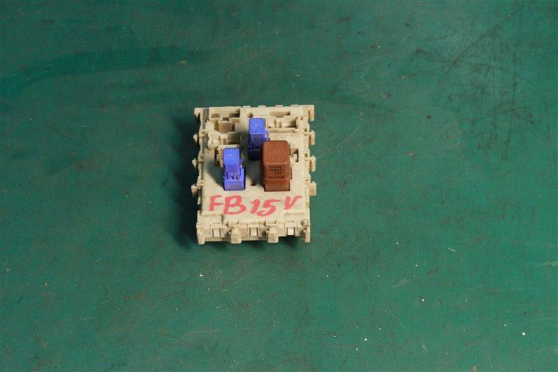 Блок предохранителей салона Nissan Sunny B15 FB15 QG15 2001