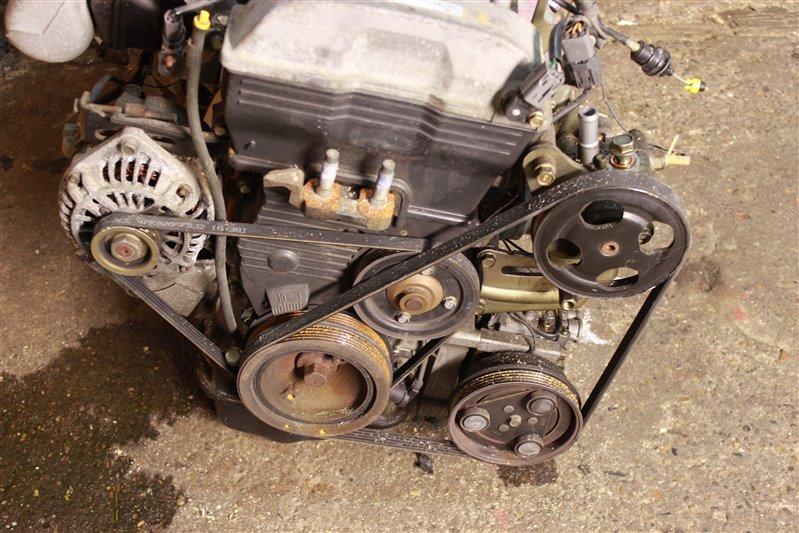 Двигатель Mazda Capella GF8P FPDE 2001