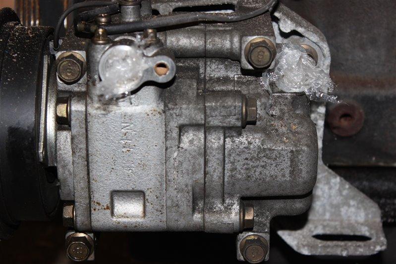 Компрессор кондиционера Mazda Capella GF8P FPDE 2001