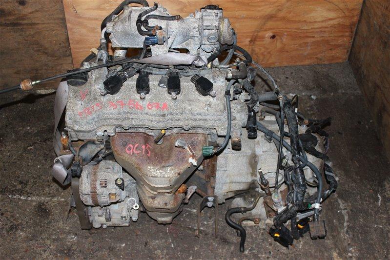 Двигатель Nissan Sunny B15 FB15 QG15 2001