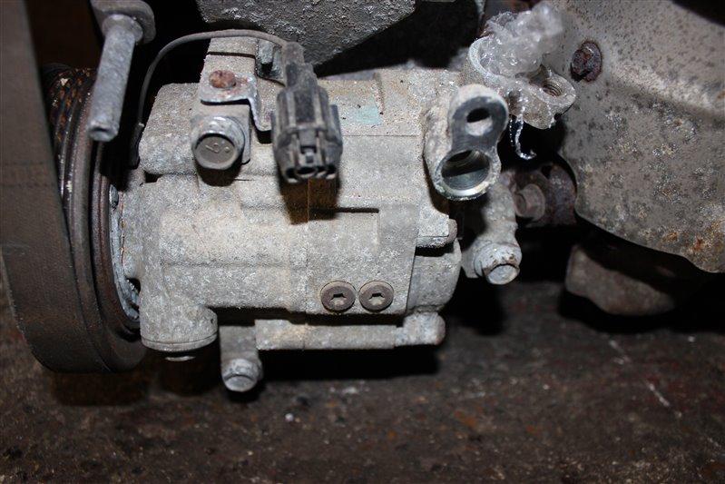 Компрессор кондиционера Nissan Sunny B15 FB15 QG15 2001