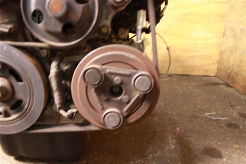 Компрессор кондиционера Mazda Demio DY3W ZJ-VE 2004