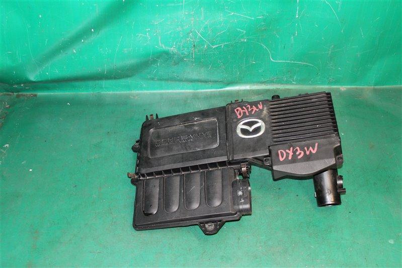 Блок управления двигателем Mazda Demio DY3W ZJ-VE 2004