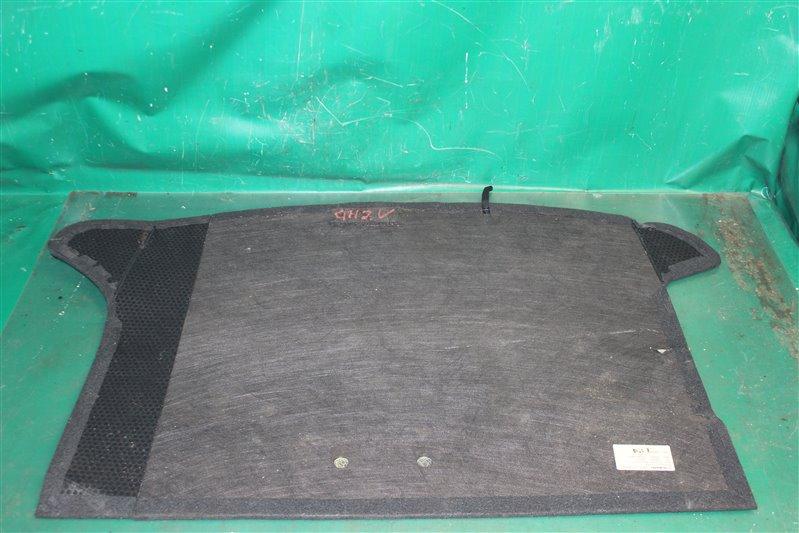 Пол багажника Subaru Impreza GH2 EL154 2007