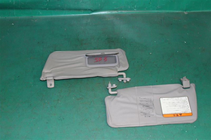 Козырек солнцезащитный Subaru Forester SF5 EJ201 2001