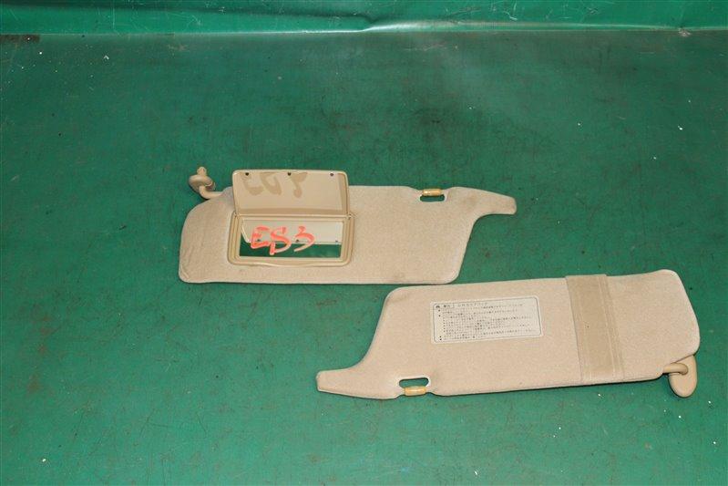 Козырек солнцезащитный Honda Civic Ferio ES3 D17A 2003