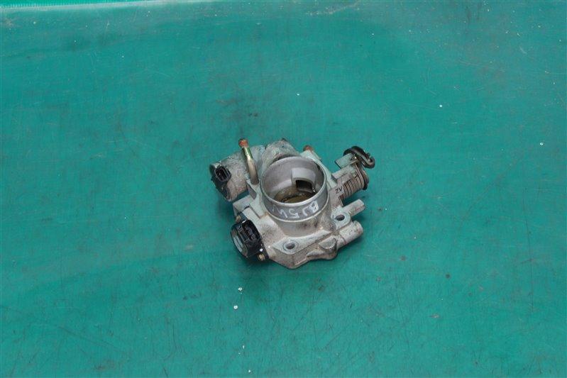 Дроссельная заслонка Mazda Familia BJ5W ZLVE 2001
