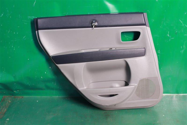 Обшивка двери Mazda Demio DY3W ZJ-VE 2004