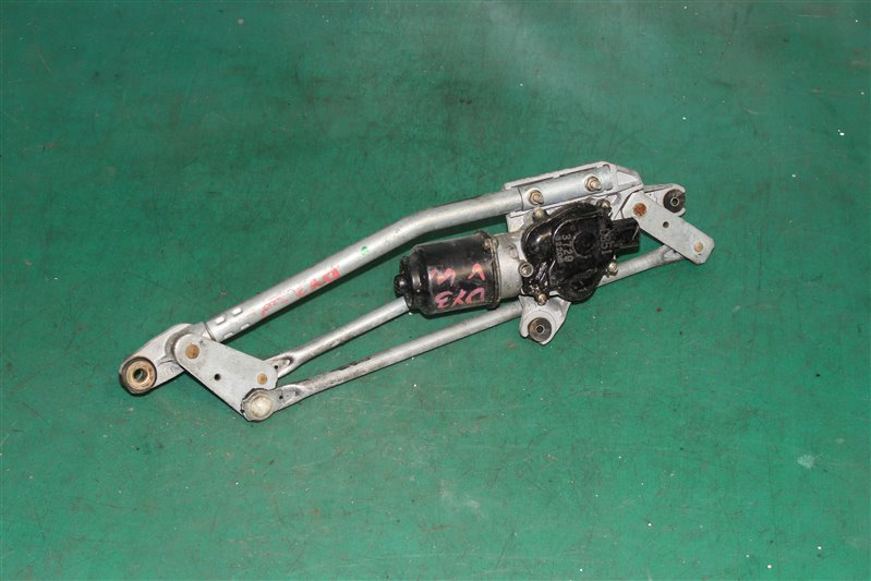 Мотор дворников Mazda Demio DY3W ZJ-VE 2004