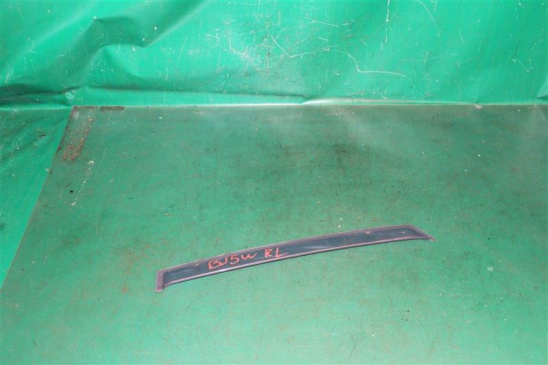 Ветровик Mazda Familia BJ5W ZLVE 2001 задний левый