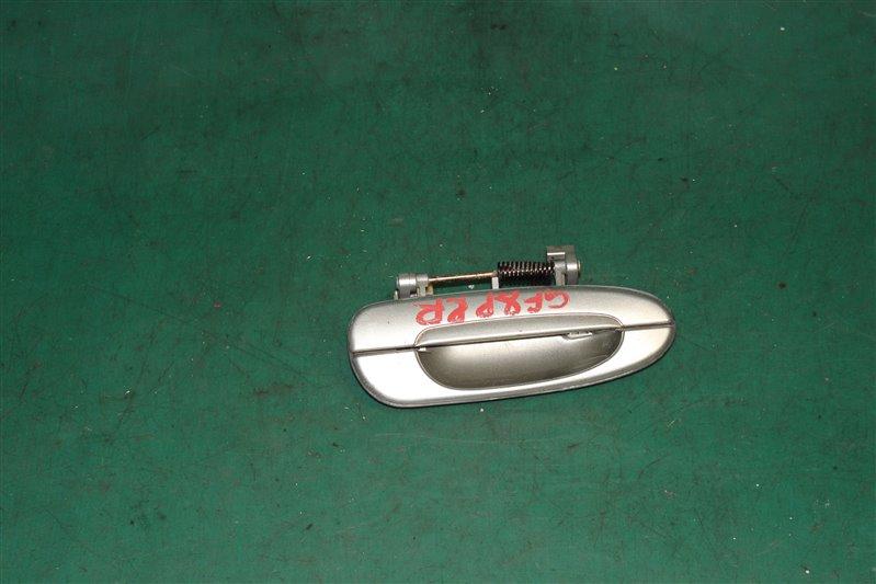 Ручка двери внешняя Mazda Capella GF8P FPDE 2001 задняя правая