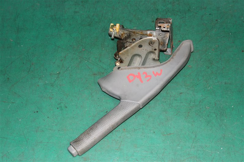 Ручка ручного тормоза Mazda Demio DY3W ZJ-VE 2004
