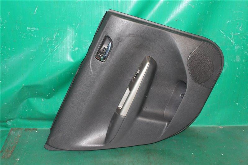 Обшивка двери Subaru Impreza GH2 EL154 2007 задняя левая