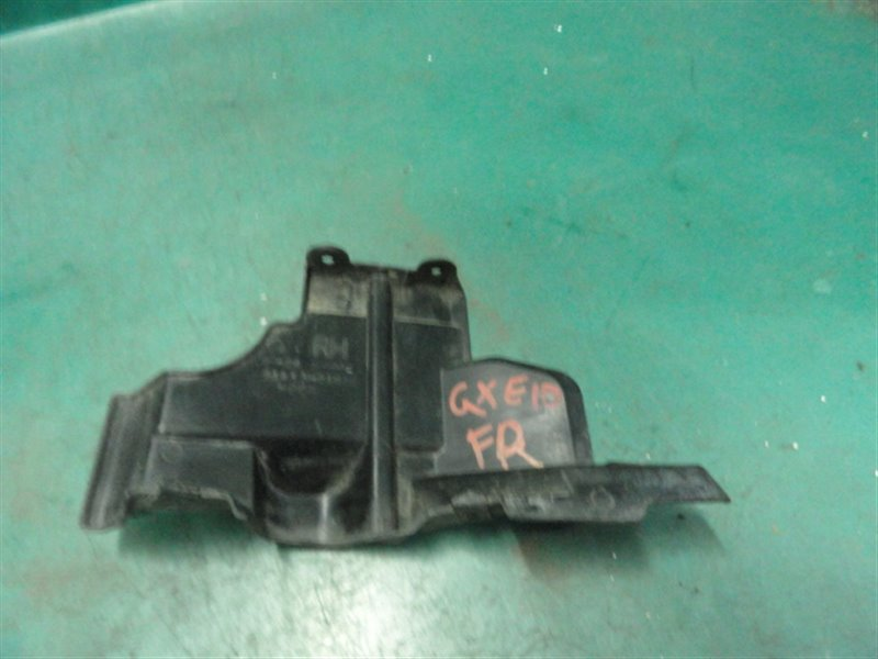Защита двигателя Toyota Altezza GXE10 1G-FE 2001 передняя правая