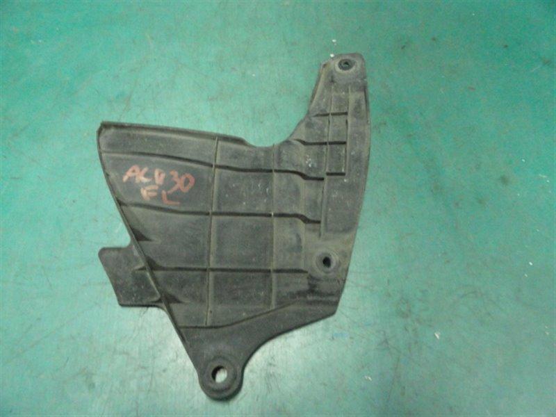 Защита двигателя Toyota Camry ACV30 2AZ-FE 2003 левая