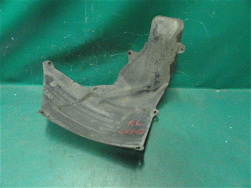 Защита горловины бензобака Toyota Altezza GXE10 1G-FE 2001