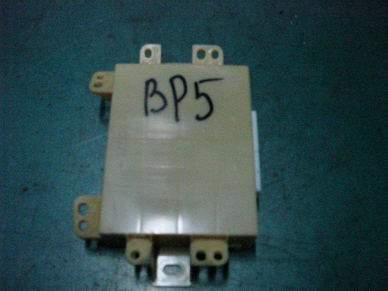 Блок управления климат-контролем Subaru Legasy BP5 EJ20Y 2003