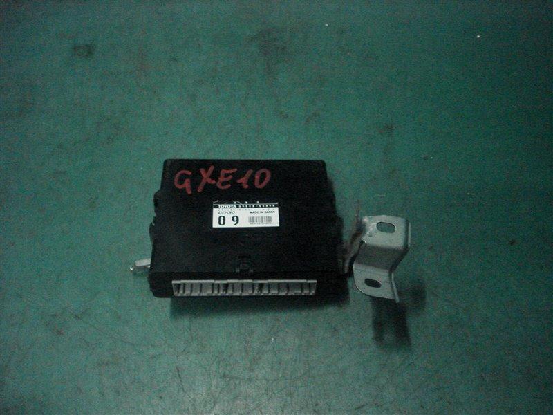 Блок управления abs Toyota Altezza GXE10 1G-FE 2001