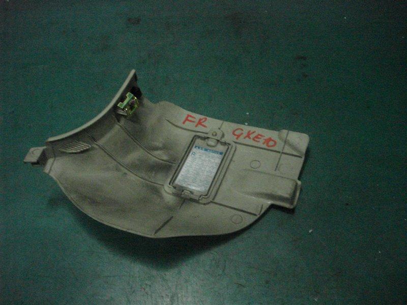 Накладка на стойку кузова Toyota Altezza GXE10 1G-FE 2001 передняя правая