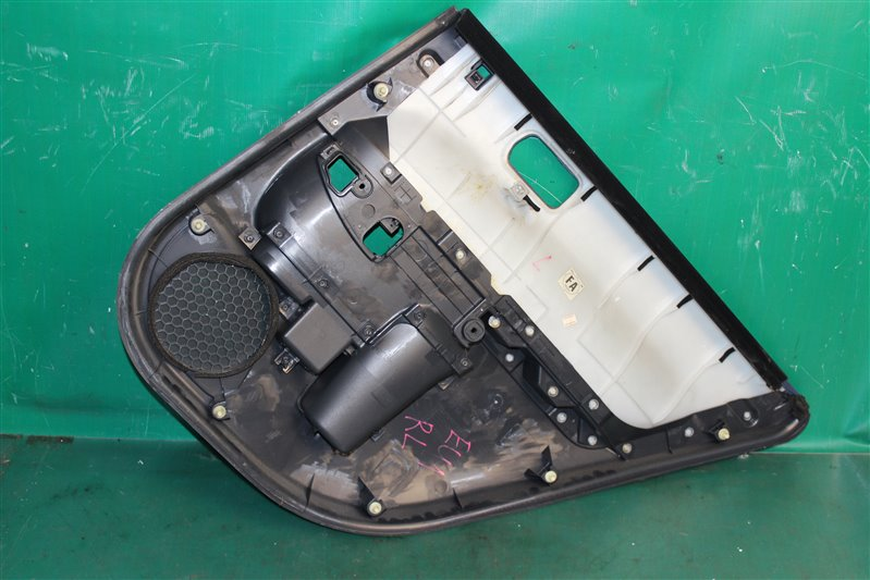 Обшивка двери Honda Civic EU1 D15B 2001 задняя левая